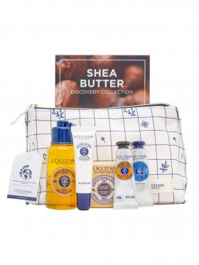 L'Occitane Shea Butter Discovery Collection