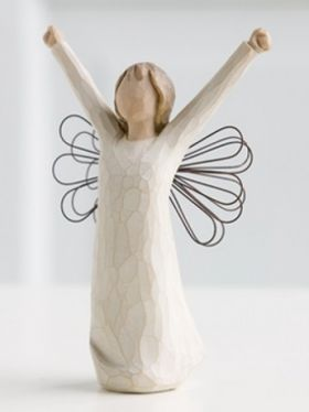 Willow Tree Figurine - Courage Angel