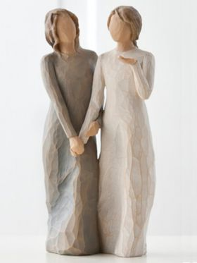 Willow Tree Figurine - My Sister, My Friend