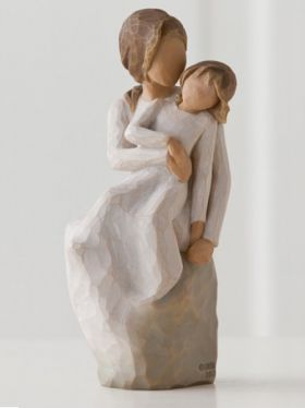 Willow Tree Figurine - Mother Daughter