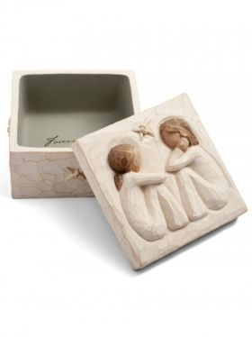 Willow Tree Keepsake Box - Friendship