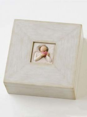 Willow Tree Memory Box - From the Heart