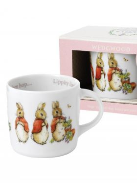 Peter Rabbit Classic - Girls Single Handled Mug