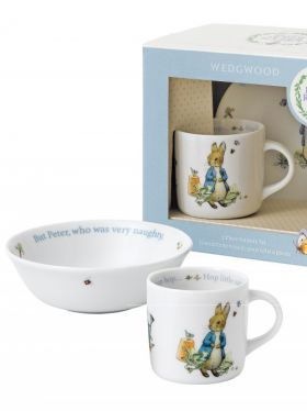 Peter Rabbit Classic - Boys 2 Piece Nursery Set