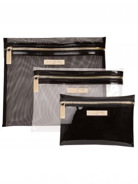 MOR Melbourne Cosmetic Purse Trio