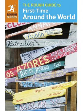 First-Time Around the World: Rough Guide