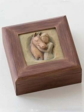 Willow Tree Memory Box - Quiet Strength