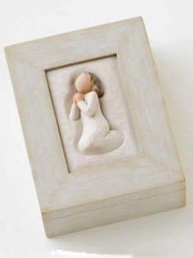Willow Tree Memory Box - Prayer
