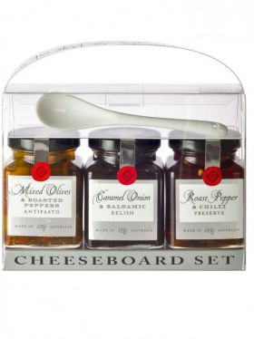 Ogilvie & Co Cheeseboard Set