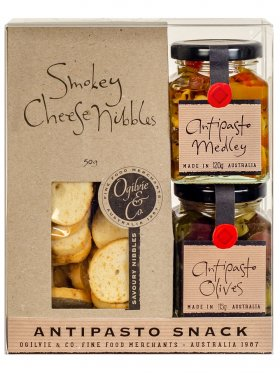 Ogilvie & Co Antipasto Snack Pack