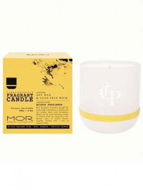 MOR Correspondence Fragrant Candle 250g - Quince Persimmon