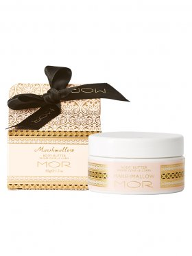 MOR Little Luxuries Body Butter 50g - Marshmallow
