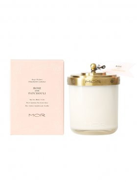 MOR Rose & Patchouli Fragrant Candle 380g
