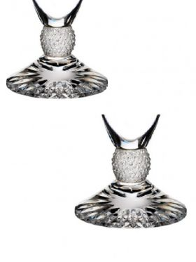 Waterford Crystal Town & Country Riverside Champagne Flute Pair