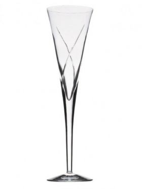 Waterford Crystal Siren Champagne Flute Pair