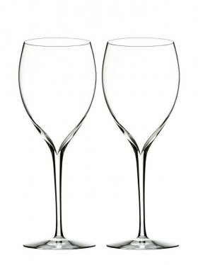 Waterford Crystal Elegance Sauvignon Blanc Pair