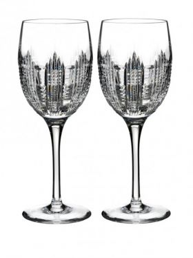 Waterford Crystal Essentially Waterford Dungarvan Wine Pair