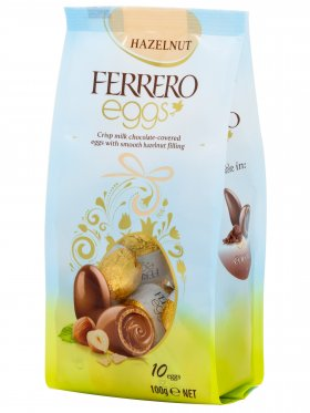 Ferrero Hazelnut Easter Eggs 100g