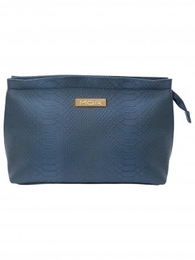 Mor Destination Luxe Berlin Cosmetic Clutch - Navy
