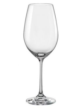 Bohemia Crystal Viola Wine, 350ml x 2