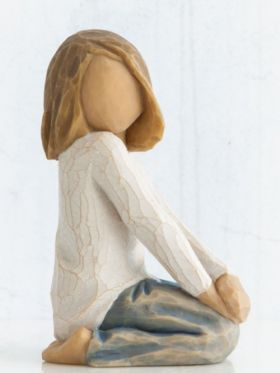 Willow Tree Figurine - Joyful Child