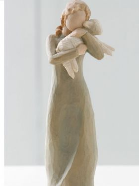 Willow Tree Figurine - Peace on Earth