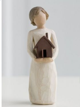 Willow Tree Figurine - Mi Casa