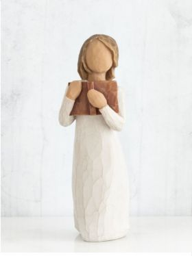 Willow Tree Figurine - Love Of Learning
