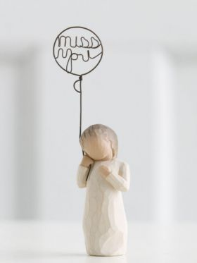 Willow Tree Figurine - Miss You