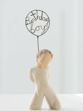 Willow Tree Figurine - Birthday Boy