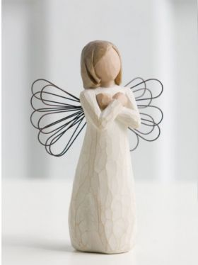 Willow Tree Figurine - Sign For Love Angel
