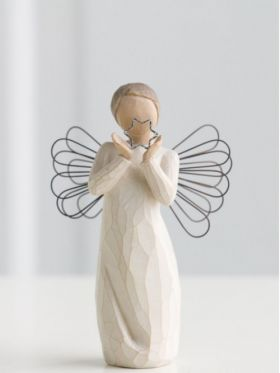 Willow Tree Figurine - Bright Star Angel