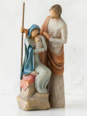 Willow Tree Figurine - The Holy Family