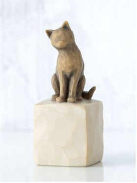 Willow Tree Figurine - Love my Cat