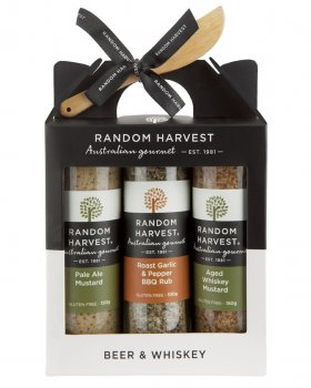 Random Harvest Beer & Whisky Gift Pack