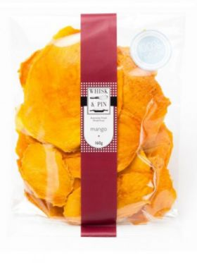 Whisk & Pin Queensland Dried Mango 160g