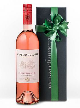 Chateau De Sours Bordeaux Rose 750ml