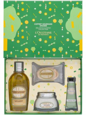 L'Occitane Delicious Almond Collection Gift Set
