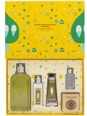 LOccitane Revitalising Verbena Collection Gift Set