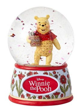 Disney Traditions Waterball - Silly Old Bear - Winnie the Pooh