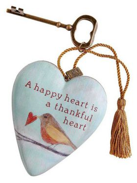 Art Heart - Thankful Heart