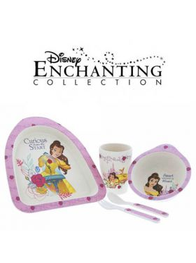 Belle Organic Bamboo Dinner Set