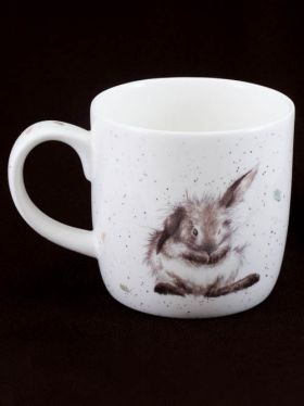 Royal Worcester Rosie (Rabbit) Mug