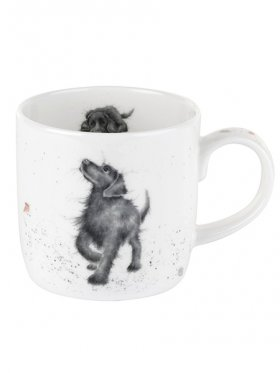 Royal Worcester Walkies (Dog) Mug