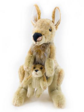 Nat & Jules - Plush Kangaroo & Joey