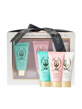 MOR Little Luxuries Heart-Warming Handcare Trio