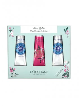 L'Occitane Limited Edition Rifle Paper Co Hand Cream Trio