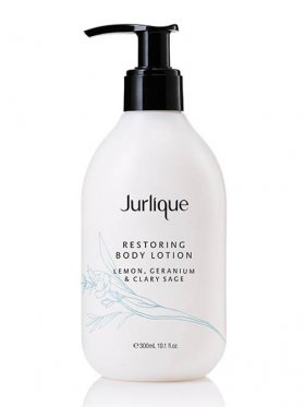 Jurlique Restoring Body Lotion 300ml - Lemon, Geranium and Clary Sage