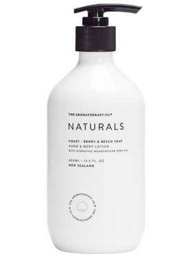 The Aromatherapy Co. Hand & Body Lotion - Coast (Berry & Beech) 400ml