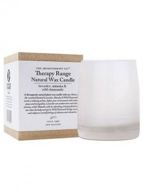The Aromatherapy Co. Candle - Lavender & Wild Chamomile 260g
